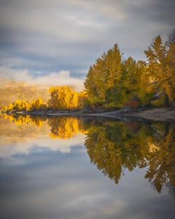 Autumn in Winthrop