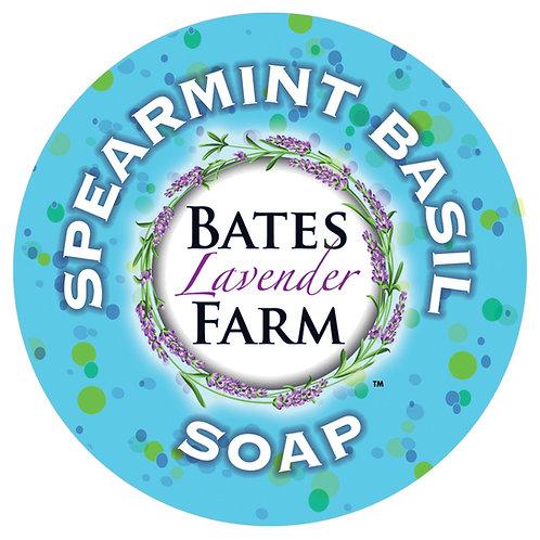 Spearmint Basil Soap