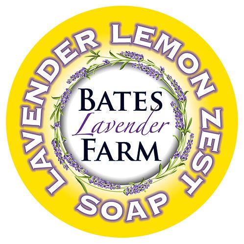 Lavender Lemon Zest Soap