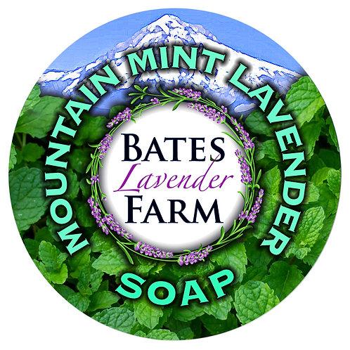 Mountain Mint Lavender Soap