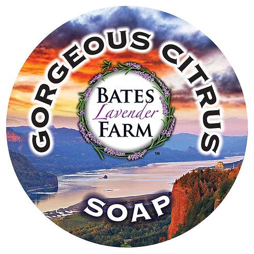 Gorgeous Citrus Soap