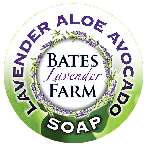 Lavender Aloe Avocado Soap