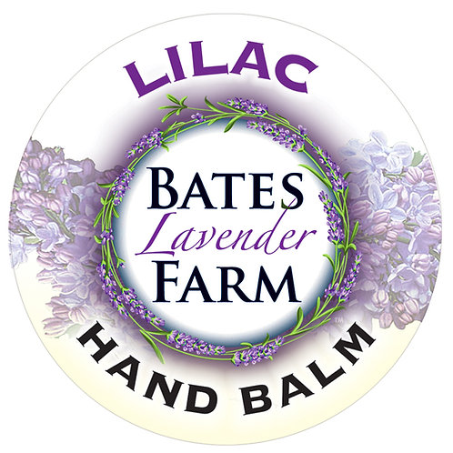 Lilac Hand Balm