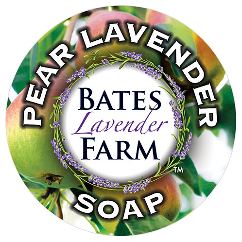 Pear Lavender Soap