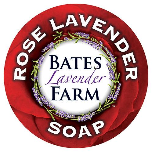 Rose Lavender Soap