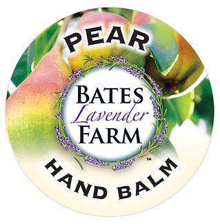 Pear Hand Balm