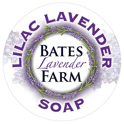 Lilac Lavender Soap