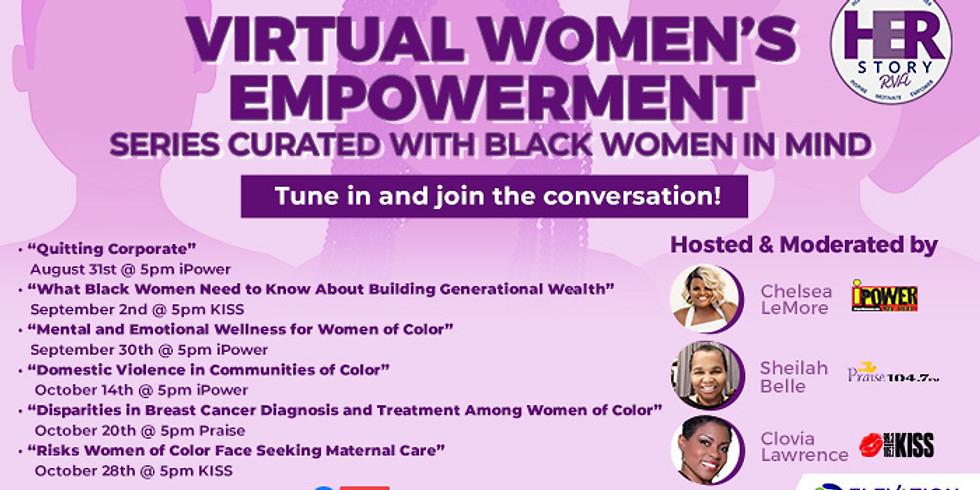 Virtual Women's Empowerment
