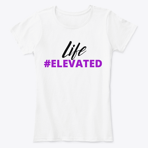 Life Elevated Tee