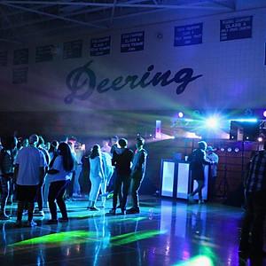 DHS Blacklight Dance