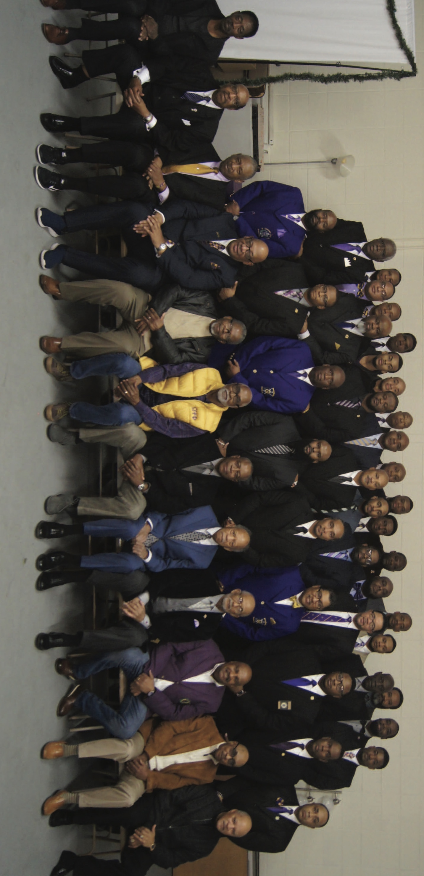Sigma Phi Chapter 2018-19