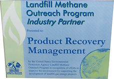 Landfill Methane Outreach Program Industry Partne