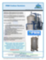 Carbon Vessels rovide eoptions for th removal of hydrocabonsor chlorinated solvents from liquid or vapor proceses