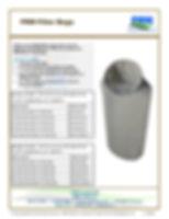 PRM Filter Bags for Filter Housings