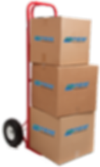 bigstock_A_Red_Hand_Truck_On_White_With_