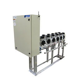 The Air Sparging process injects presurized air into the soilor groun ater  to facilitate the removal of harmful vapors from VOC contamiated soil or ground water.