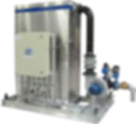 PRM manufactures Electric Catalytic Oxidizers for destructon of VOCs from off-gas equipment