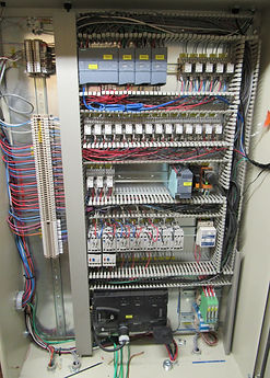 PRM Electrical Control Panel
