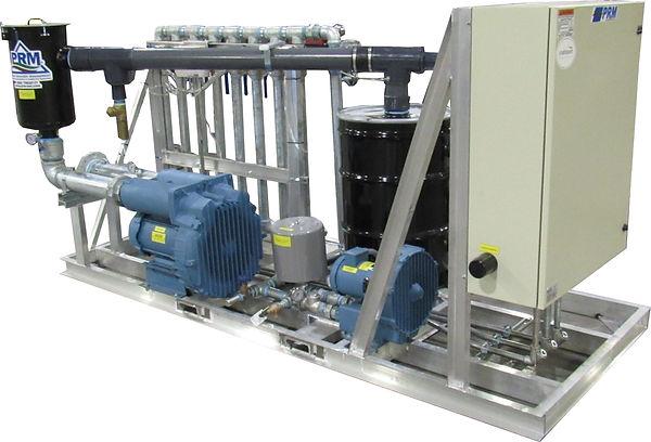 Soil Vapor Extraction (SVE) System