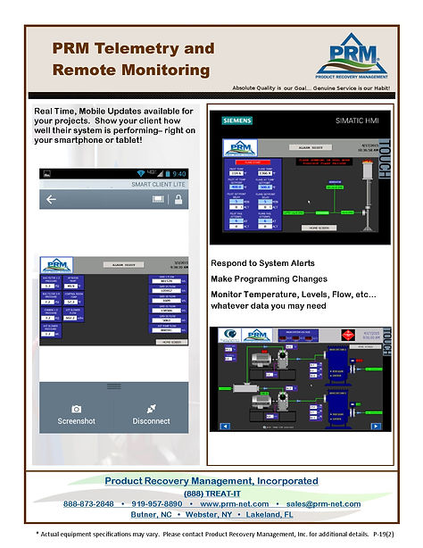 Telemetry and Remote Monitoring