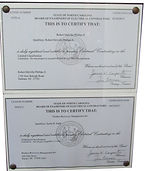PRM Electrical Licenses