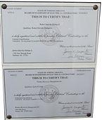PRM Electrical Licenses
