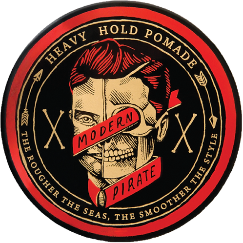 MODERN PIRATE - HEAVY HOLD POMADE