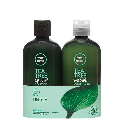 TEA TREE Tingle Tea Tree 1 LITER Duo Set