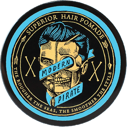 MODERN PIRATE - SUPERIOR HAIR POMADE