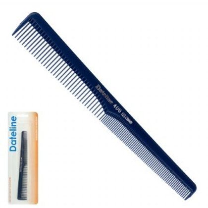 heBlue Celcon Barbers Comb