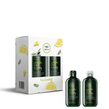TEA TREE Volume Lemon Sage Thickening Duo Set