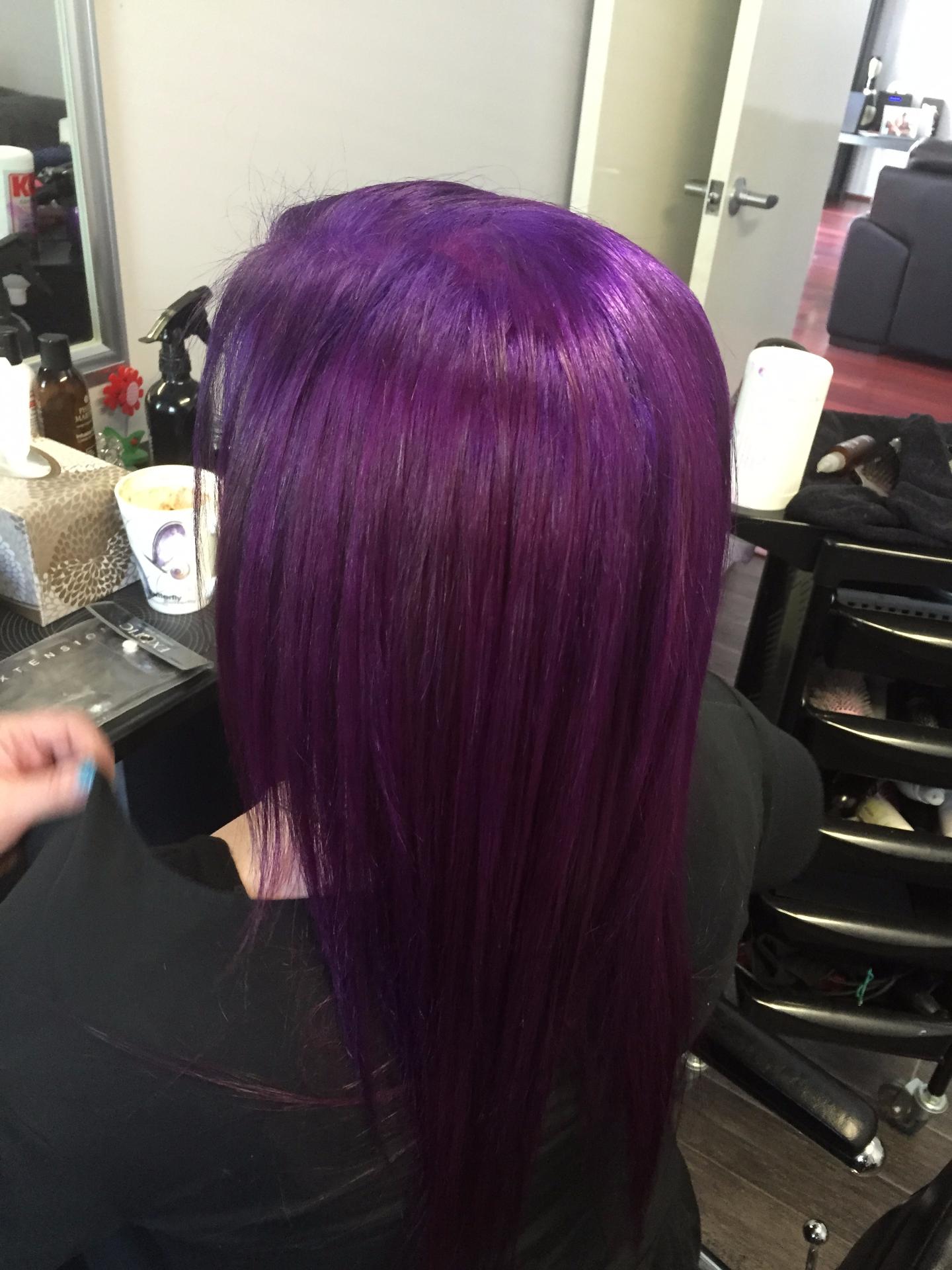 Purple Bleach