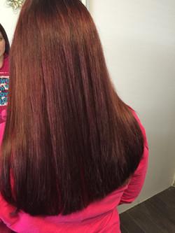 Rich Violet Red