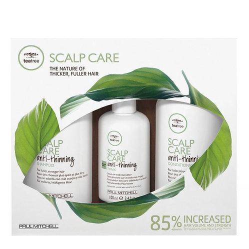 TEA TREE Scalp Care Anti-Thinning Regimen Kit