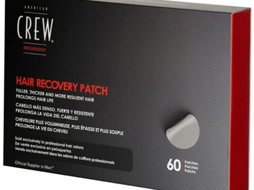 American Crew Trichology Hair Recovery Patch, 60-Patches