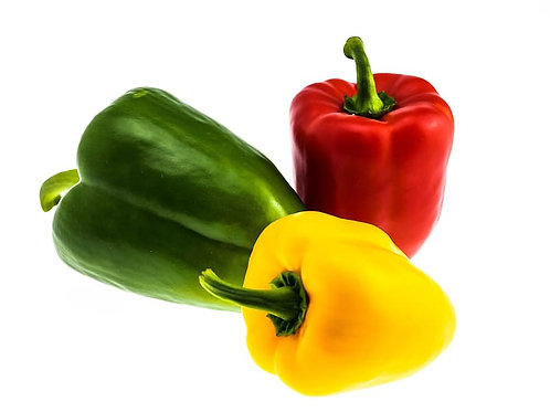 Bell Peppers - Assorted