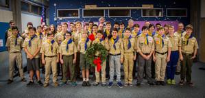 2017 Troop Wreath Sale