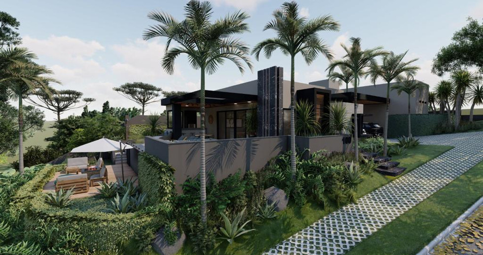 Imagens 3D de projeto residencial em Itatiba-SP. 21/06/2021 - Imagem 6