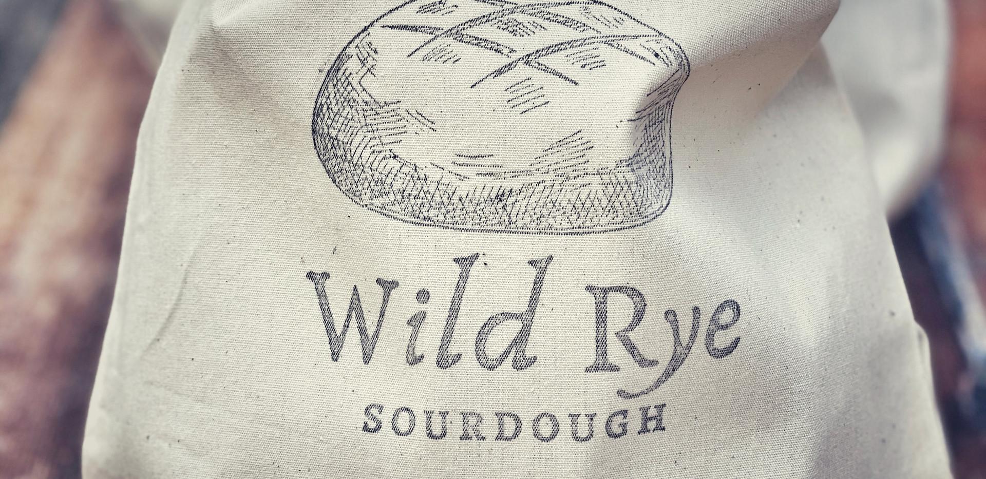 Wild Rye Sourdough