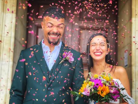 The iPhone Wedding Photographer