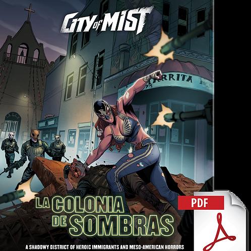 City of Mist RPG - La Colonia De Sombras PDF