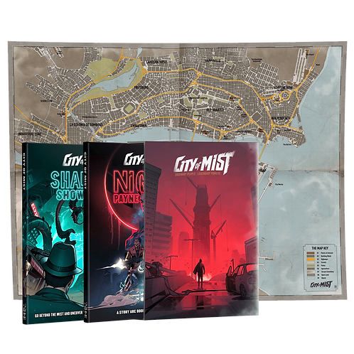 "Pre-Order: ""Into the Mist"" Premium Set"