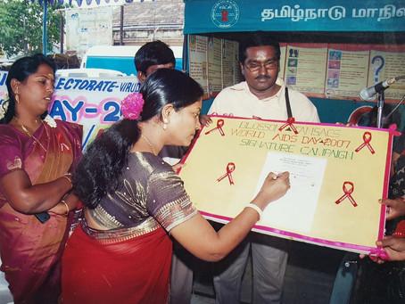 World AIDS Day 2007