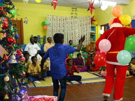 Christmas Celebrations at Dayspring