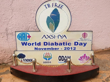 World Diabetes Day 2012