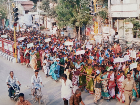 International Women's Day 2005