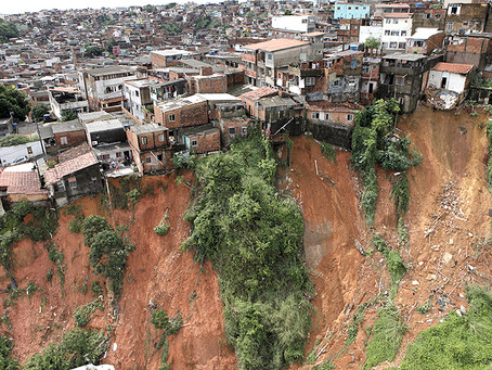 "Apoio a municípios afetados por chuvas chegará ""o mais rápido possível"", diz ministro"