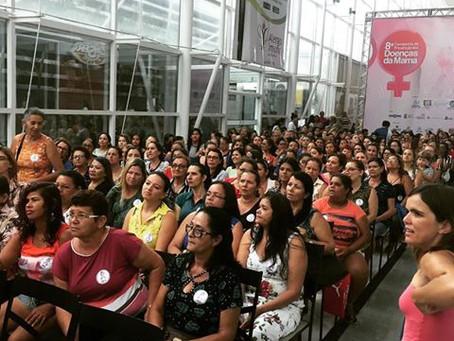 Exames gratuitos marcam o Outubro Rosa em centro de compras de PE