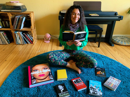 BOOKS ON WOMXN IN MUSIC
