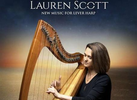 BEYOND THE HORIZON by  LAUREN SCOTT